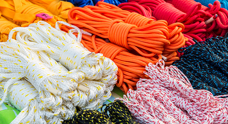 Textile Industry / Chemicals - Types of Synthetic Fibers